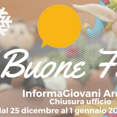 Chiusura natalizia di InformaGiovani Arezzo