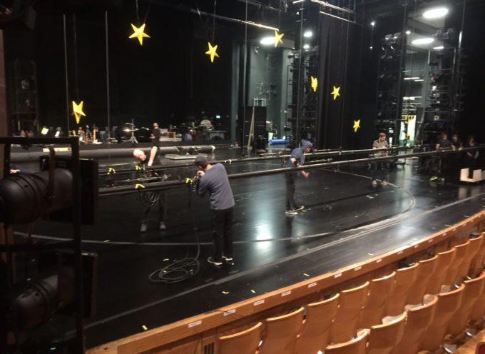 Va in scena il lavoro: corsi on line e tirocini formativi all'estero per tecnici teatrali