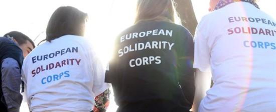 Nasce il Corpo Europeo di Solidarietà: nuova iniziativa dell'UE per i giovani