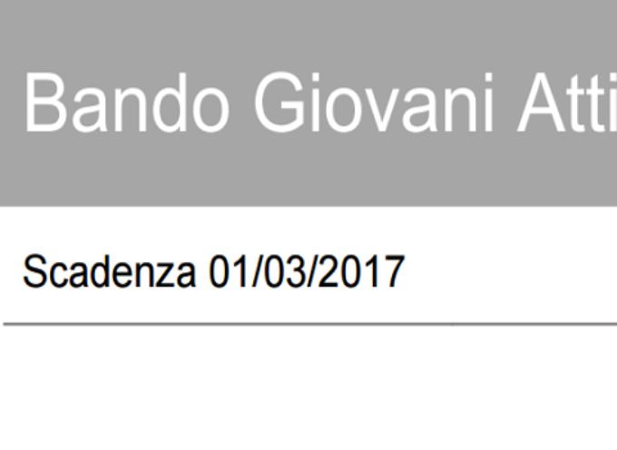 Bando Giovani Attivi 2017
