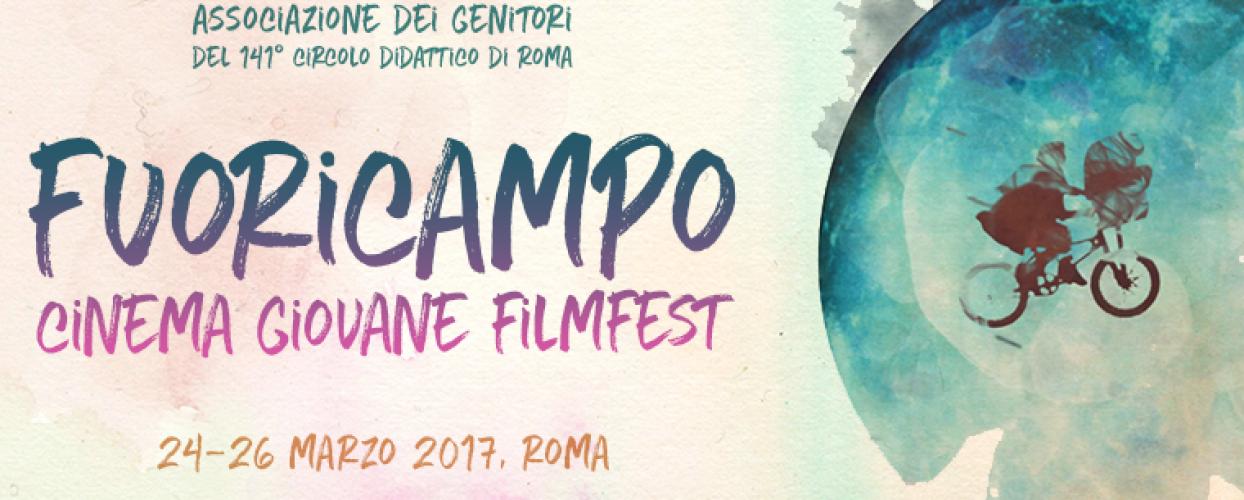 Concorso gratuito per giovani videomaker: FuoriCampo – Cinema Giovane Film Fest