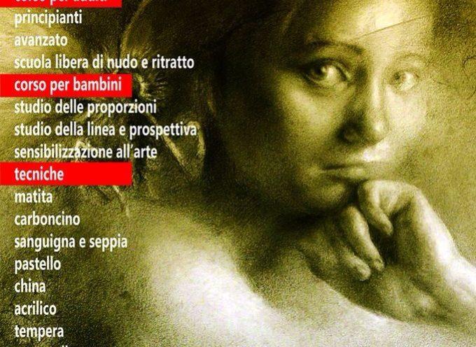 Sabato 14 gennaio la presentazione della Scuola d'arte di Katarina Alivojvodic ad Arezzo Factory