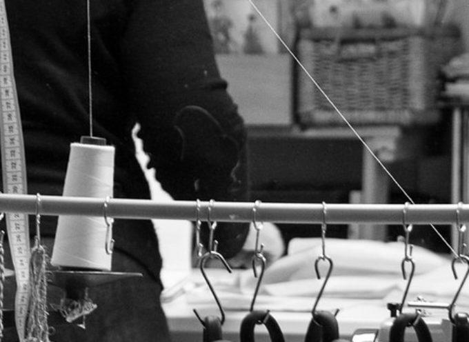 S.ARTA.IN: corso in sartoria artigianale/industriale GRATUITO per iscritti a Garanzia Giovani promosso da C.S.A. di Massa Carrara