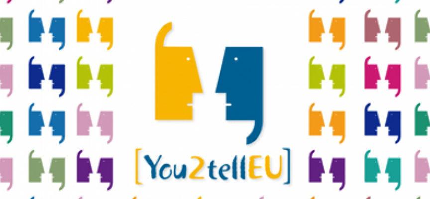 """""""You2TellEU"""": Workshop gratuito di storia e memoria per seconde generazioni, promosso da Anci Toscana e dall'Unione Europea"""