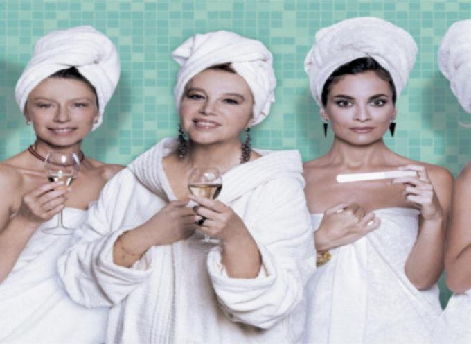 """Stefania e Amanda Sandrelli protagoniste al Teatro Petrarca con lo spettacolo """"Il Bagno"""" i giorni 4 e 5 febbraio"""
