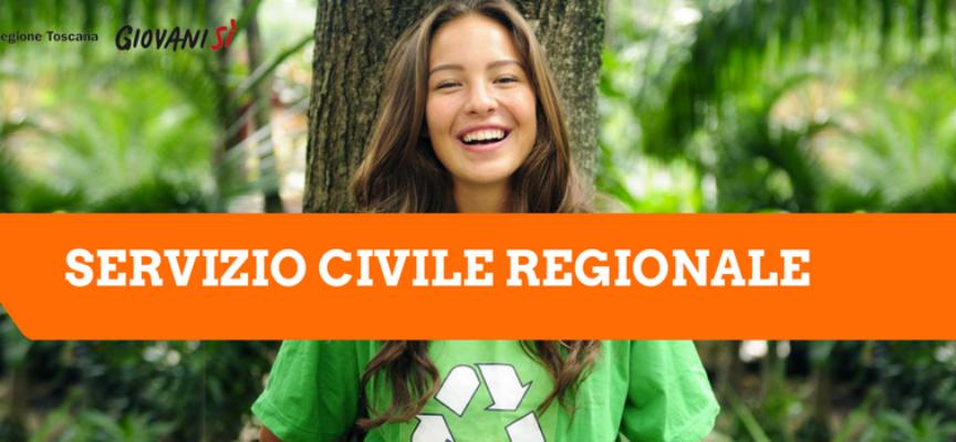 Nuovo bando Servizio Civile Regionale: SCADENZA PROROGATA 28 GIUGNO