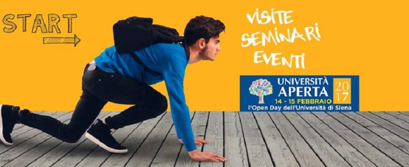 """""""Università Aperta"""" al campus di Arezzo il 14 e 15 febbraio 2017"""