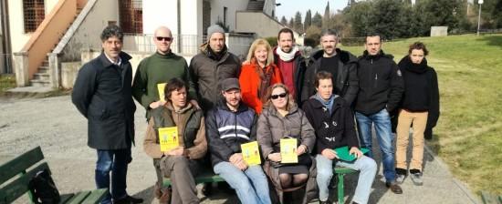 L'Alveare che dice sì! parte anche ad Arezzo sabato 22 aprile a Villa Severi