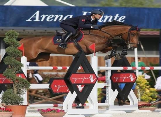 Campionati Assoluti di salto ostacoli all'Arezzo Equestrian Centre