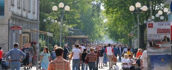 SVE in Lettonia nell'ambito delle attività sportive giovanili