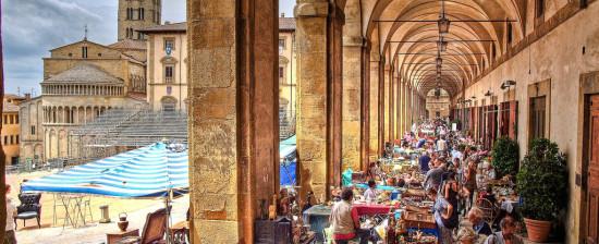 """Il progetto """"Cultura turistica"""": un bando per progetti innovativi del Comune di Arezzo"""