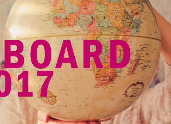 """""""On Board 2017"""": concorso per Residenze nell'ambito delle arti visive, del design e della formazione curatoriale"""