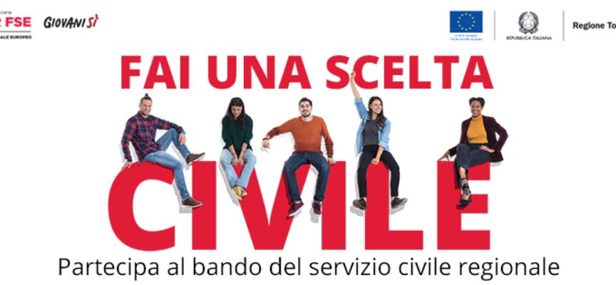 Bando di Servizio Civile Regionale – Scadenza 27 ottobre 2017