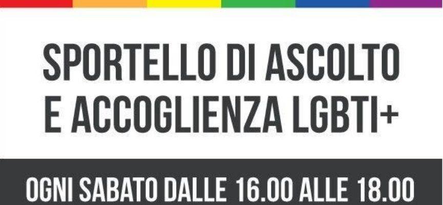 Riapre lo sportello di ascolto e accoglienza LGBTI+ a cura di Arcigay Arezzo