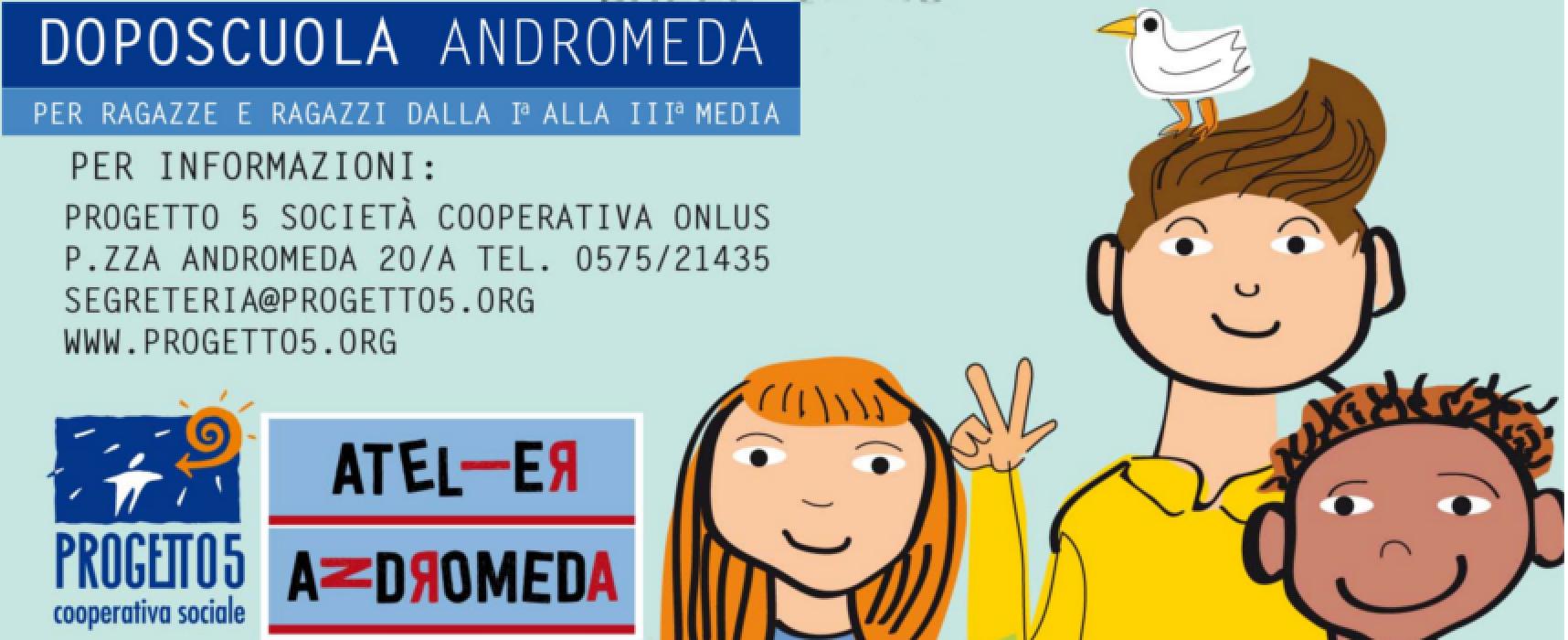 Doposcuola Andromeda per i ragazzi delle scuole medie