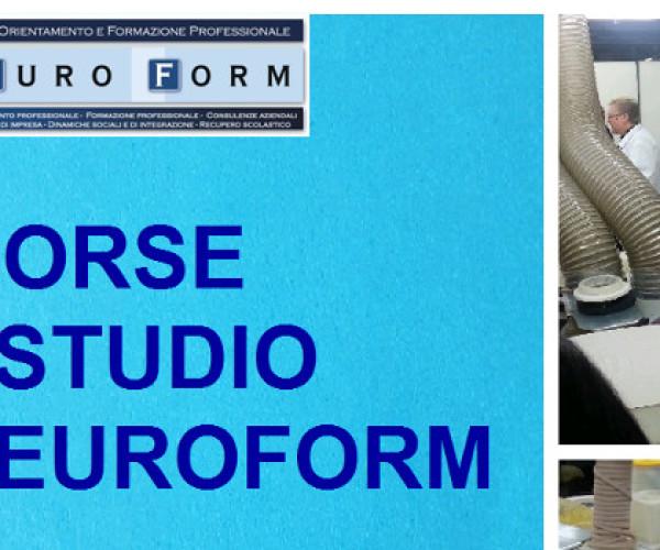 Euroform: Corsi in partenza a ottobre/novembre e borse di studio