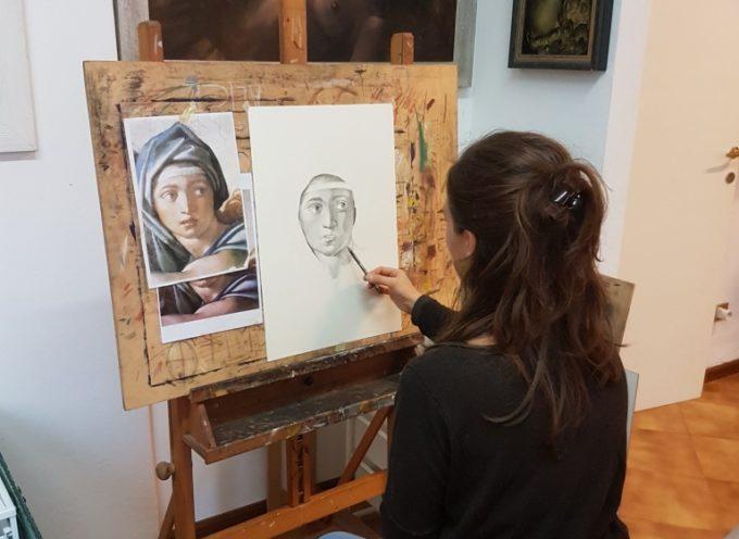 Presentazione dei nuovi corsi per adulti e bambini della Bottega d'arte di Katarina Alivojvodic – Arezzo Factory