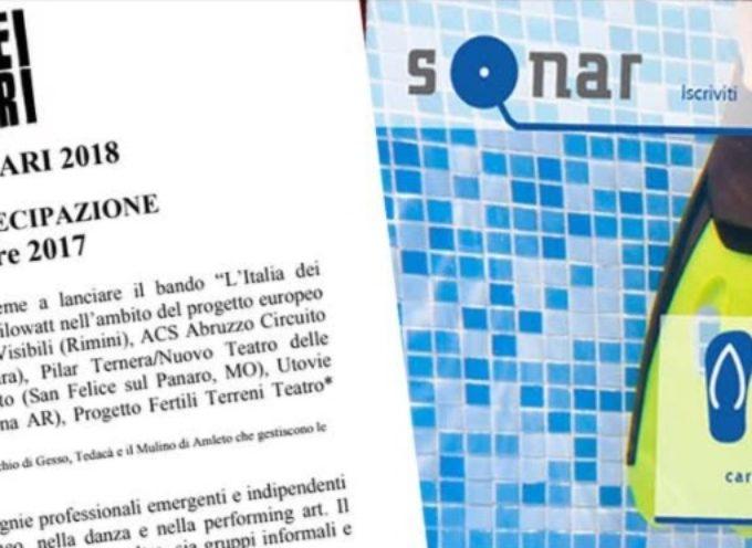 L'Italia dei Visionari – Uscito il bando 2017/2018