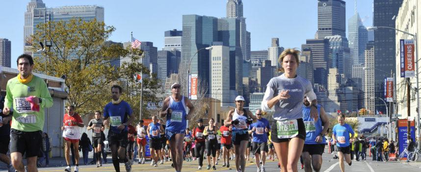 Aretini a New York. Per la Maratona e per il Calcit