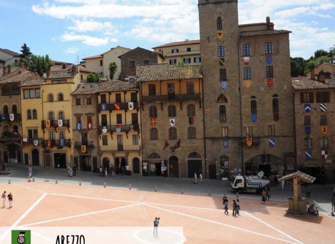 XIV Giornata Nazionale del Trekking Urbano – Arezzo
