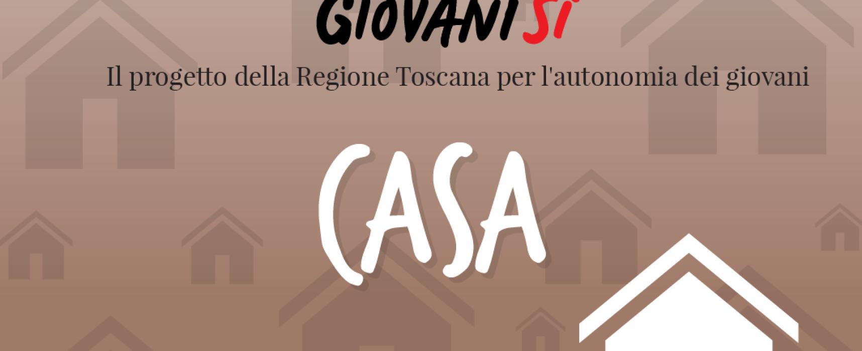 Giovanisì: ecco il nuovo Bando Casa 2018