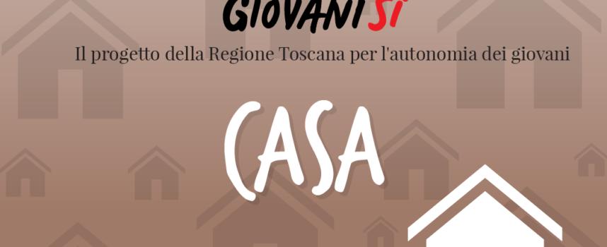 Giovanisì: il nuovo Bando Casa 2019