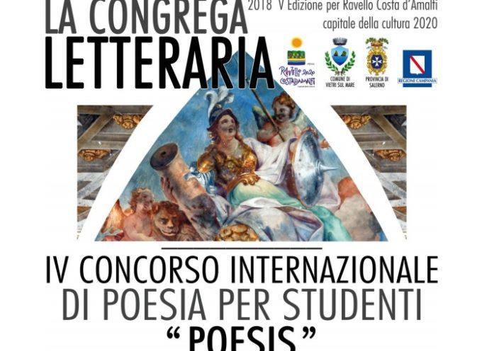 Poesis – Concorso Internazionale di Poesia