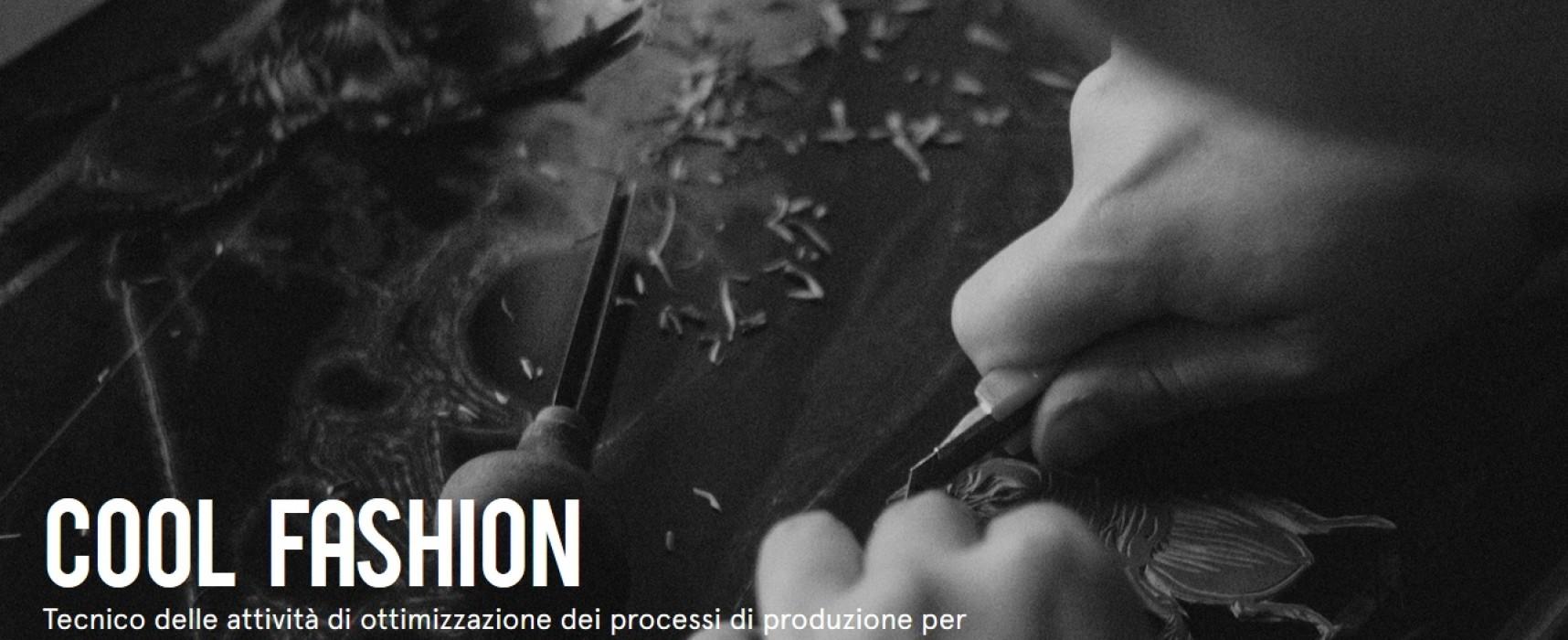 Polimoda Firenze: Corso GRATUITO di qualifica professionale settore prototipia pelletteria COOL FASHION