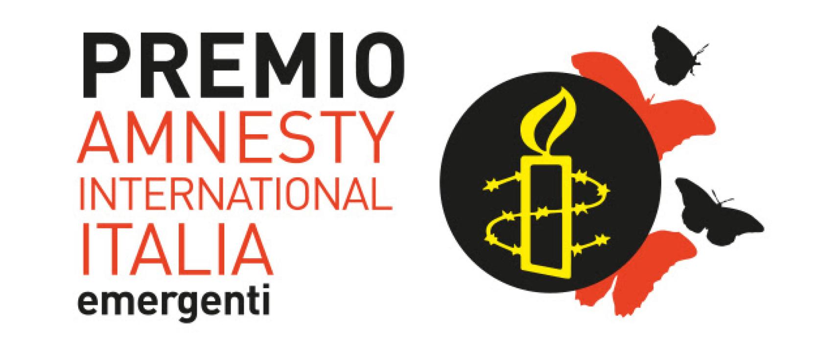 Premio Amnesty International Italia Emergenti – Voci per la Libertà
