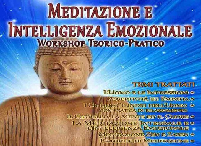 Workshop teorico-pratico di Meditazione e Intelligenza Emozionale