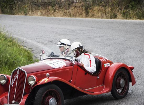 La 1000 Miglia fa tappa ad Arezzo: appuntamento giovedì 17 maggio