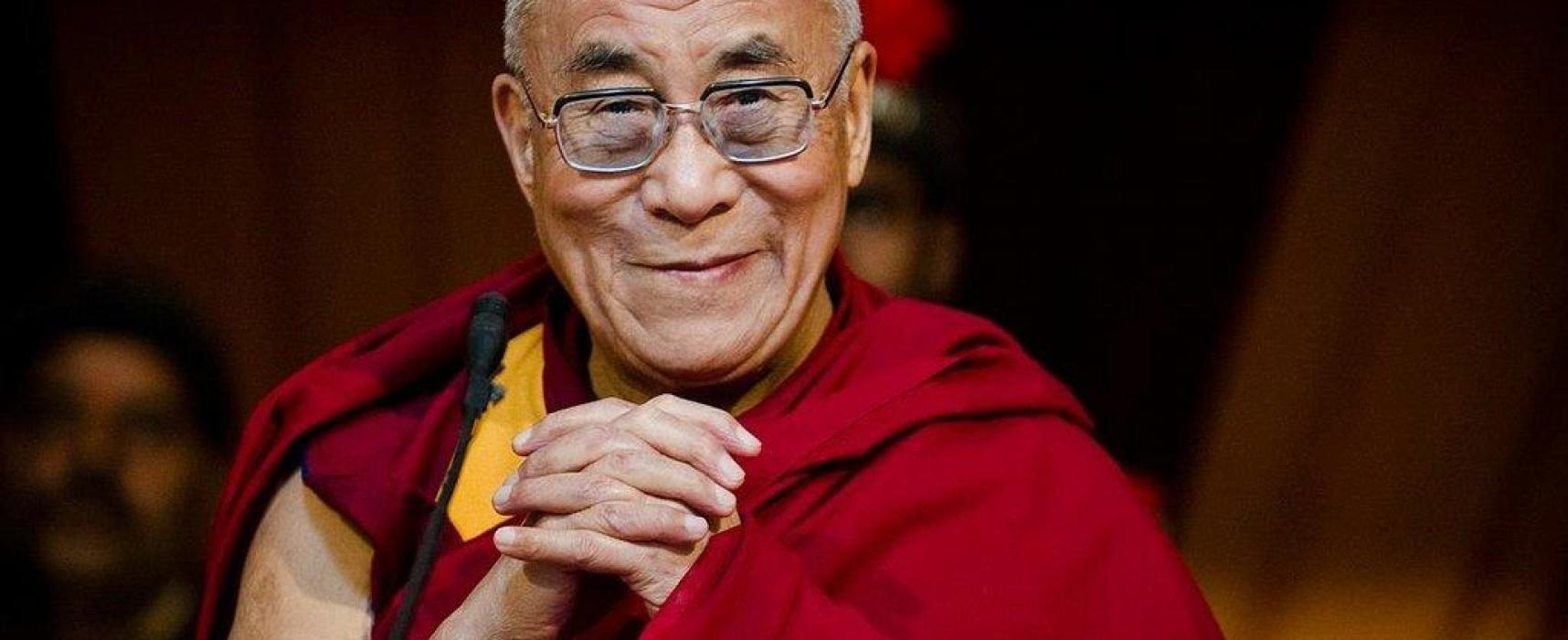 """Uscito il Bando 2018 """"Firenze per le culture di pace"""" Premio letterario dedicato al Dalai Lama"""