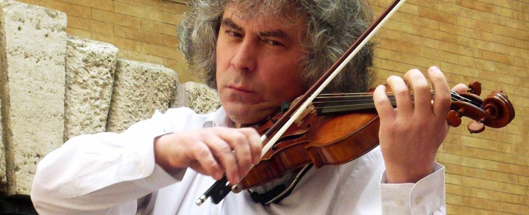 Proxima Musica: masterclass di violino con Girshenko