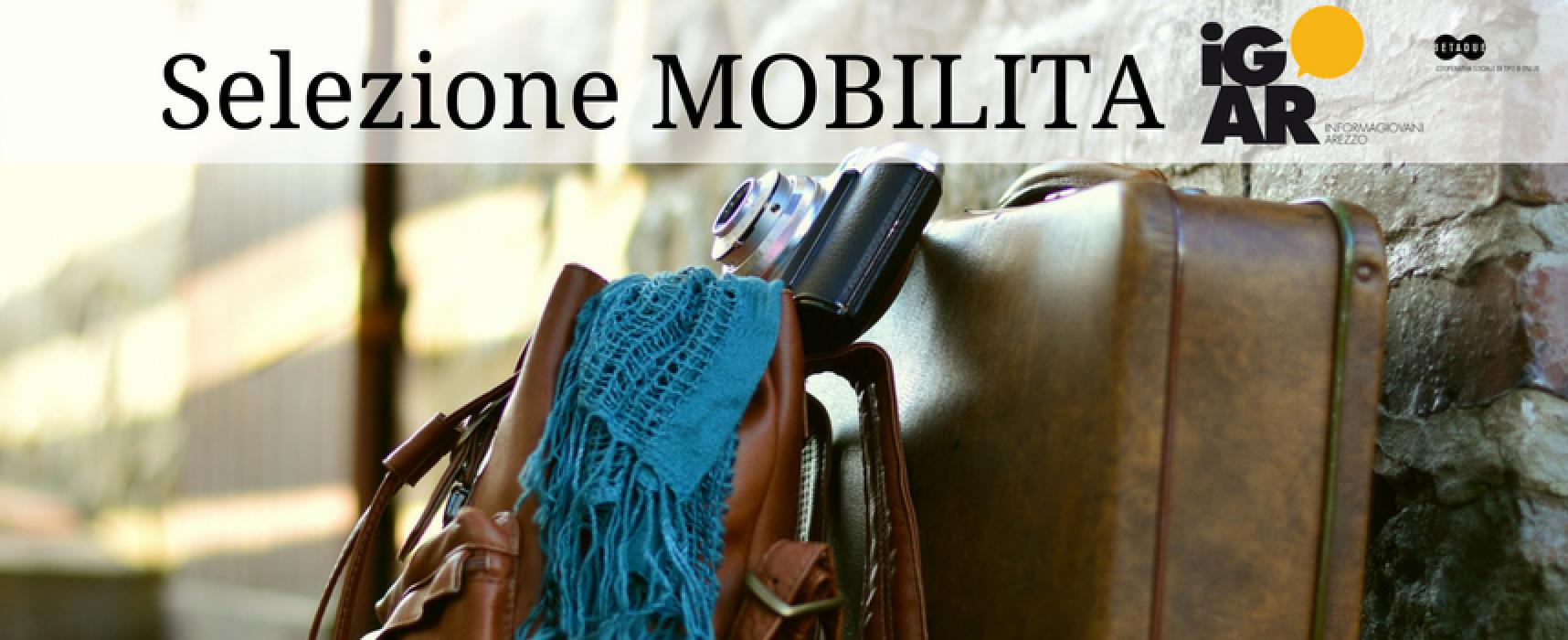 iGAR Selezione di opportunità di mobilità in Europa Agosto 2018