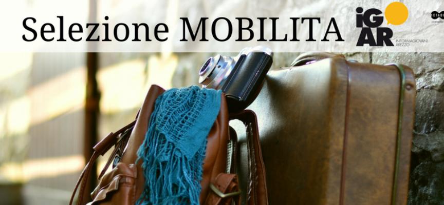iGAR Selezione Mobilità Internazionale Aprile 2018