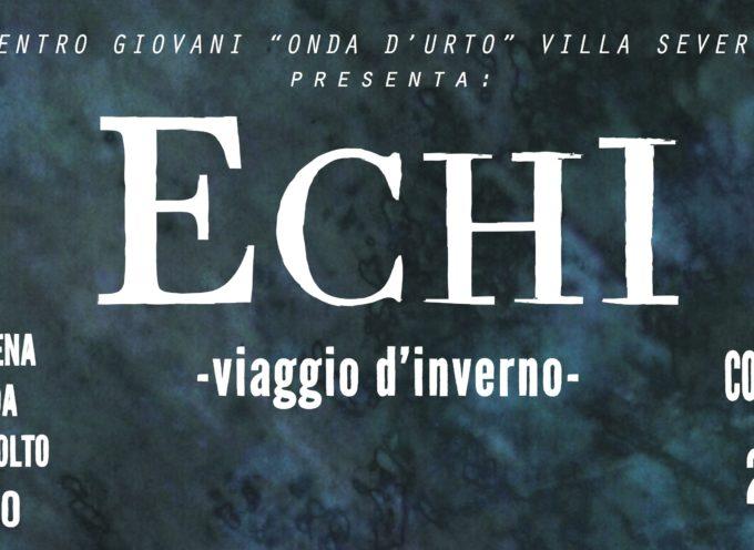"""ECHI rassegna di musica da camera al Centro Giovani """"Onda d'urto"""" di Villa Severi"""