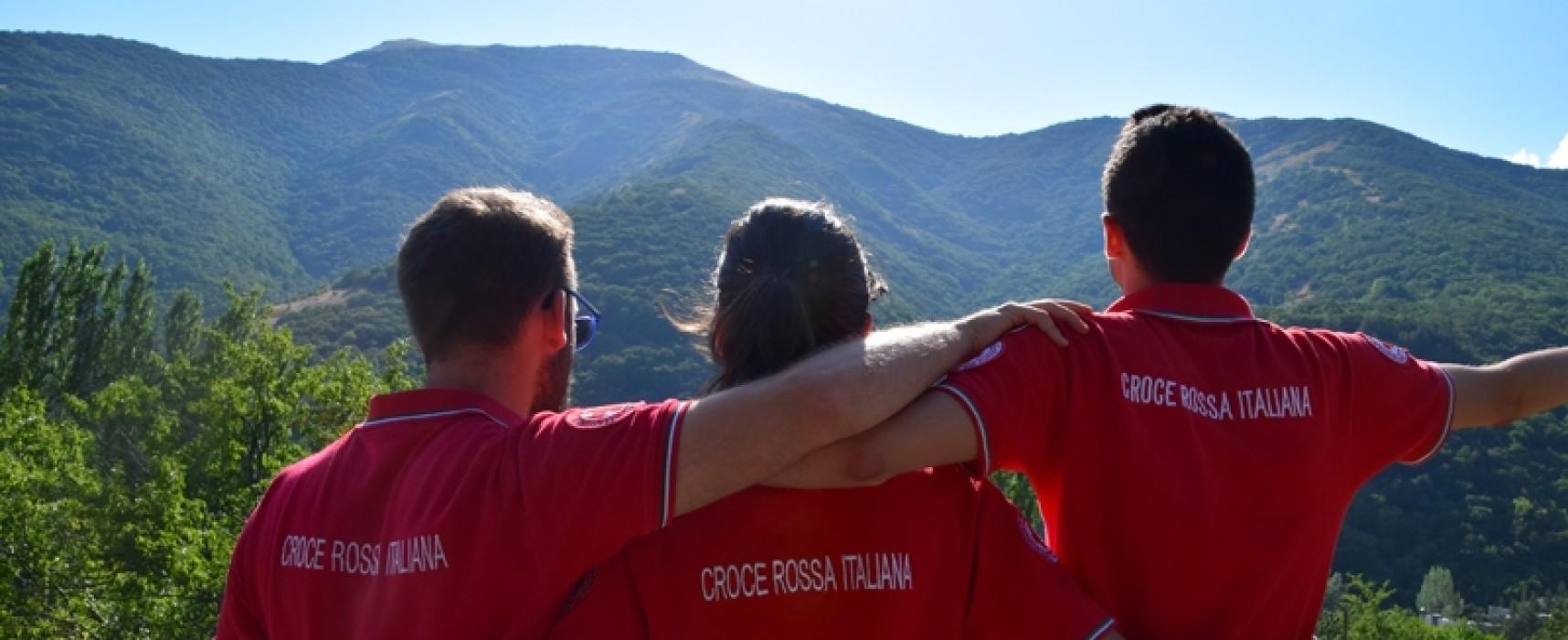 Questionario del comitato giovanile dei Volontari di Croce Rossa