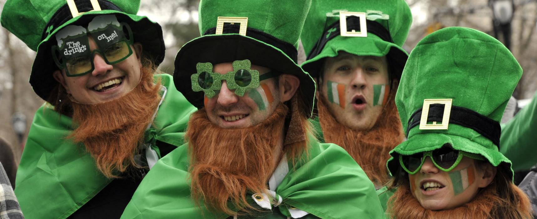 L'Irlanda arriva ad Arezzo con il primo St. Patrick's Day