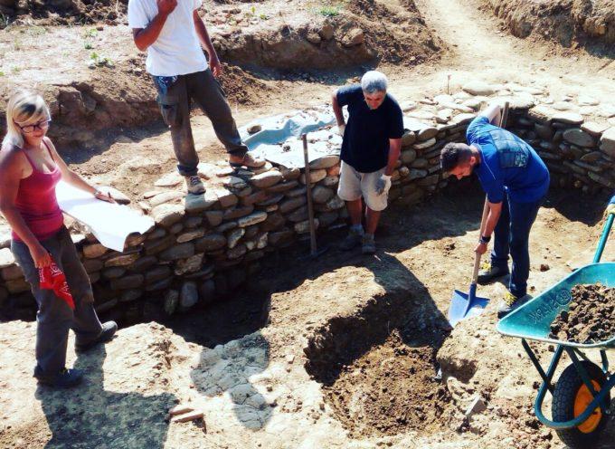 Campi estivi di scavo archeologico a Bibbiena