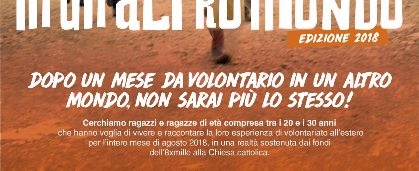"""Contest """"In un altro mondo"""" – Chiesa Cattolica Italiana V edizione"""