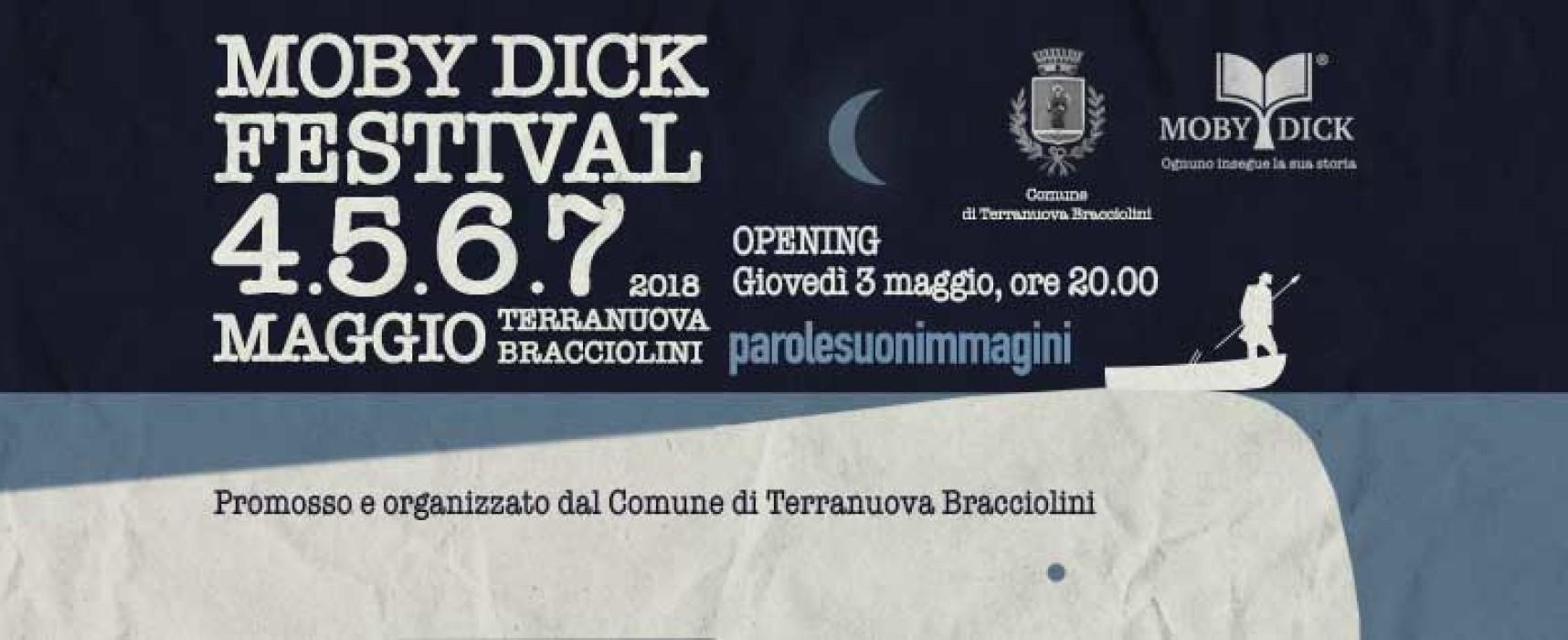 Moby Dick Festival festival culturale a Terranuova Bracciolini