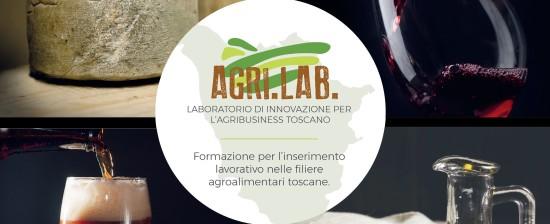 AGRI.LAB.: formazione GRATUITA per l'inserimento lavorativo nelle filiere AGROALIMENTARI TOSCANE