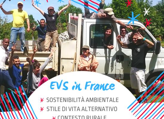 SVE in Francia con YAP Italia
