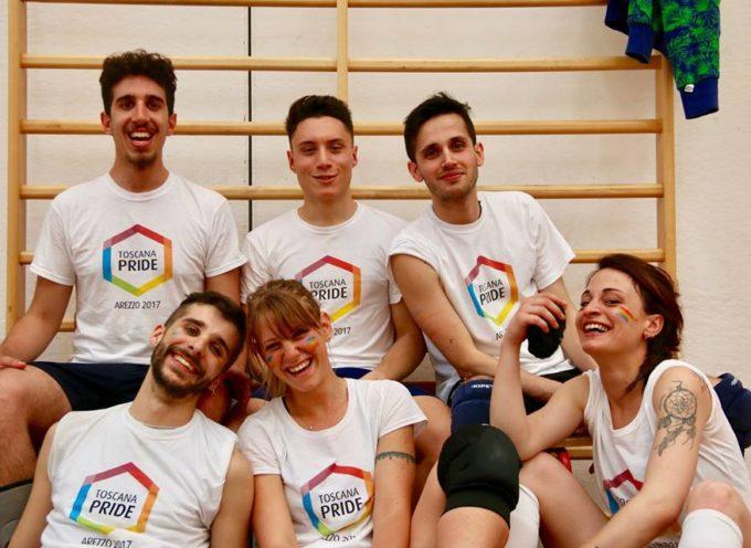 """Ad Arezzo oltre 140 atleti/e scenderanno in campo al """"Play Pride – lo sport per i diritti"""" – 19-20 maggio 2018"""