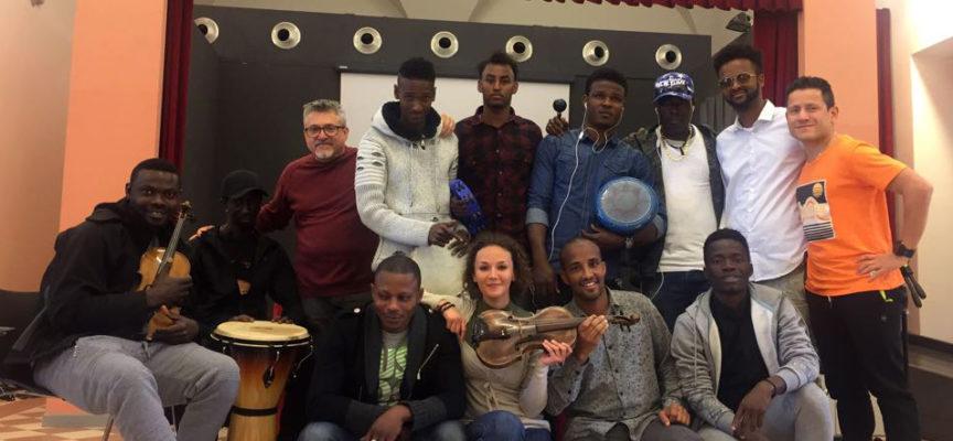 Creatività in scena con la musica dal mondo a cura dell'Orchestra Multietnica di Arezzo