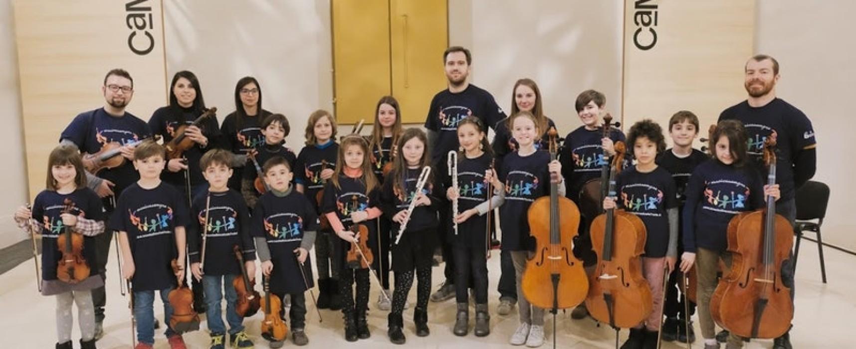 Una raccolta fondi per sostenere L'orchestra MUSICASEMPRE di Arezzo