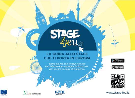 Stage4EU: nuova app per ricercare tirocini in Europa