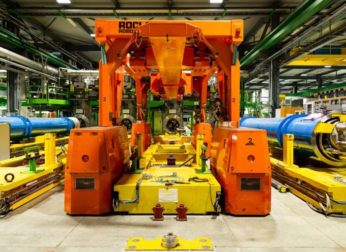 Junior Fellowship Programme al CERN di Ginevra