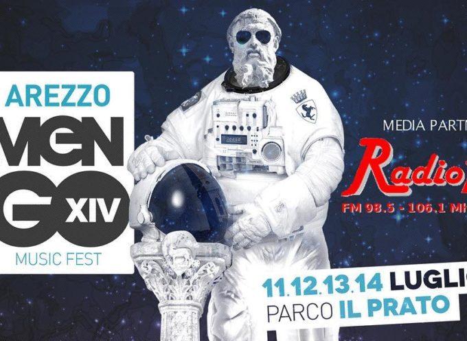 Torna MEN/GO MUSIC FEST con la 14ª EDIZIONE al Prato