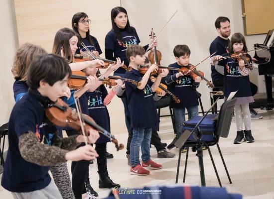 Scuola di Musica Le 7 Note: tre week end di scuola aperta  per presentare i nuovi corsi
